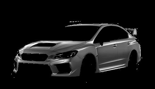 Цвета кузова WRX STI